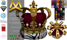 <MK> The King - Crown