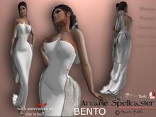 bag wedding dress BENTO *Arcane Spellcaster* Ak-Creations