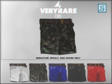 "#VERYRARE ""TRUES"" SHORTS #CAMO"