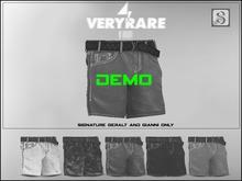 "#VERYRARE ""TRUES"" SHORTS #DEMO"