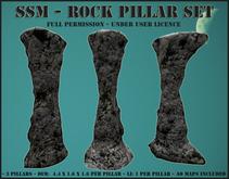 SSM - Rock Pillar Set
