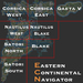 ECN - Eastern Continental Navigator v1.0