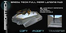 Breda Tech Landing Pad Full Perm 1 (Boxed)