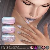 LIVIA Stardust Nails [Slink/Omega/Maitreya/Vista/Tuty]