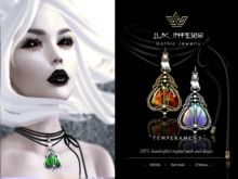 Lux Inferis: Gothic Mood Pendant - TEMPERAMENT