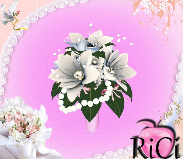 RiCi - small bouquet of flowers
