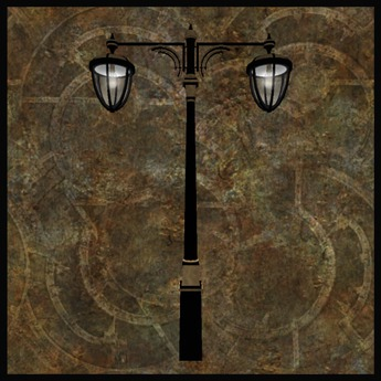 """EF-Lighting: """"Arcs"""" Streetlight - 2 Arm"""