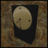 EF-Clocks: Brutal - Brass