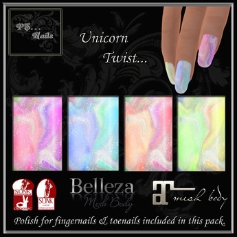 Unicorn Twist Polish