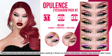 Dotty's Secret - Opulence - Eyeshadow Pack #2