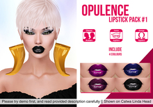 Dotty's Secret - Opulence - Lipstick Pack #1