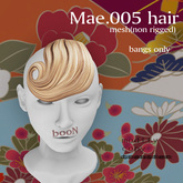 *booN Mae.005 hair all color pack