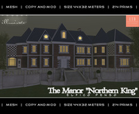 """The Manor """"Northern King"""""""