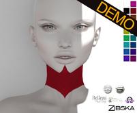 Zibska ~ Aren neck tattoo demo