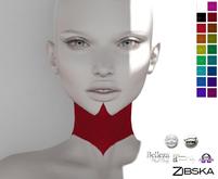 Zibska ~ Aren Neck Tattoo in 18 colors
