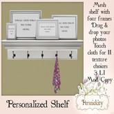 Personalized Shelf