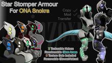 [inZoxi] Box - Snokra StarStomper Armour