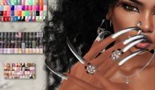 ~GD~Cash Me Ousside(How Bow Dah Ed.) - Belleza Bento Hands