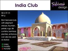India Club - Bollywood Dance Club - mulit purpose