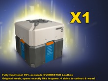 Overwatch Lootcrate (x1)