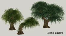 HPMD* Garden Tree06 - light colors