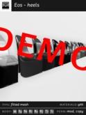 *HDM* Eos - [Demo] heels  v1 - (v1.4) (Wear Me)