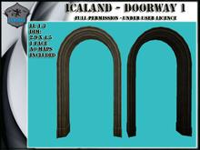Icaland - Doorway 1