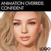 LOGO Bento Mocap Facial Animation AO 3 - Confident