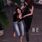 [ west end ] Poses - LOL - Friends Pose (add)