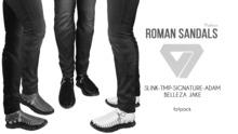 ILLI - [SLink,Signature Gianni,Belleza Jake,TMP,Adam] Modern Roman Sandals DEMO