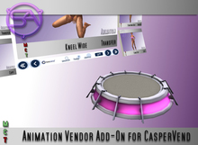 SA AniVend Single-AV Animation Add-On for CasperVend 2.x