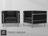Fancy Decor: Classic Modern Chair (PG)