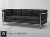 Fancy Decor: Classic Modern Sofa (PG)