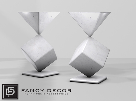 Fancy Decor: Marble Sculpture
