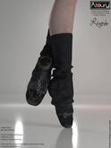 AZOURY - Legende Ballet Shoe {Black}