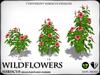 Heart   wildflowers   hibiscus   ref1