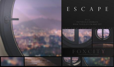 FOXCITY. Photo Booth - Escape