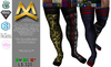 <MK> Adverse High Socks - Belleza - Aesthetic - Signature - TMP