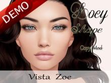 """Zoey Shape """"Vista Zoe Head"""" Demo"""