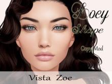 "Zoey Shape ""Vista Zoe Head"""