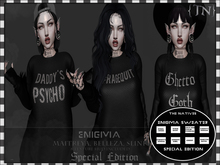 {TN} Enigma Sweater *Special Edition* {Add Me}