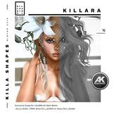 .:KILLA SHAPES:. *DEMO* KILLARA_Wear to Unpack