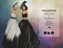 KiB Designs - Yussi Headpiece FATPACK