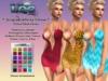 ♕ *LQC* Acapulco Sexy Dress ♕
