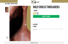 [Rossi.] Holy Cross Threaders Set
