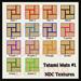 NDC Textures: Tatami Mats #1