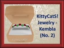 KittyCatS! Jewelry - Collar Kembla (Nº 2)