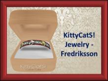 KittyCatS! Jewelry - Collar Fredriksson