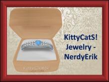 KittyCatS! Jewelry - Collar NerdyErik