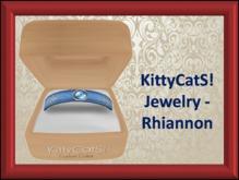 KittyCatS! Jewelry - Collar Rhiannon
